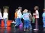 Božićna predstava 2010 i podjela poklona